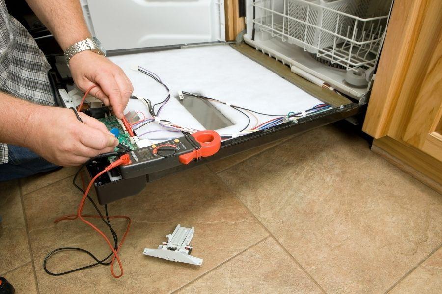 dishwasher repair services dubai