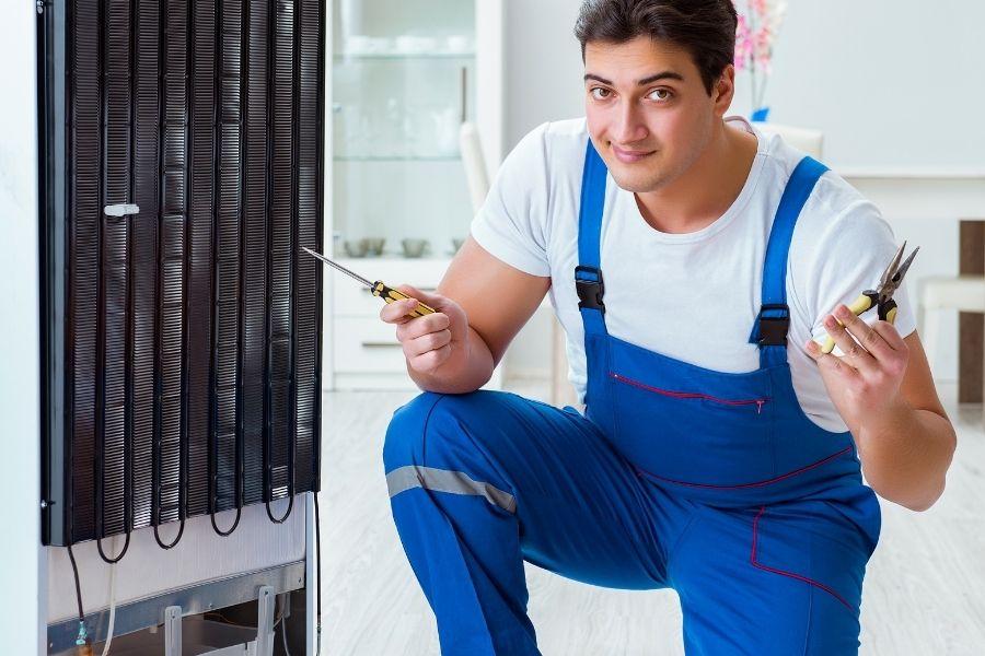 refrigerator repair dubai