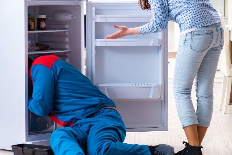 refrigerator repair services dubai
