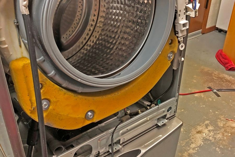 Washing machine repair Saadiyat